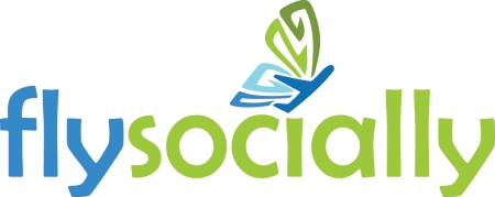 The flysocially logo!